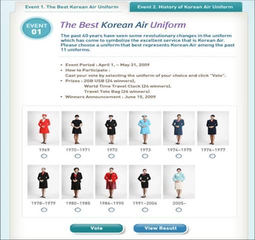 Korean Uniforms